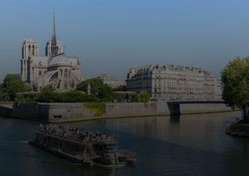 Une croisière sur la Seine